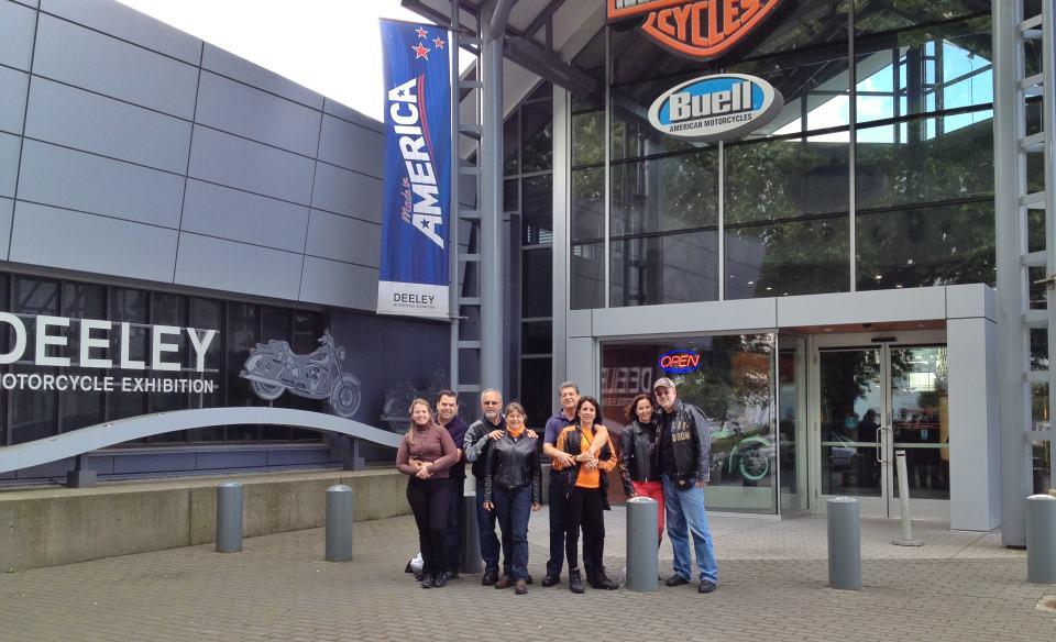Loja Harley Davidson de Vancouver