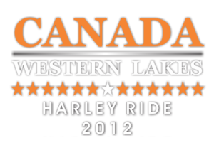 Canada Harley Ride 2012