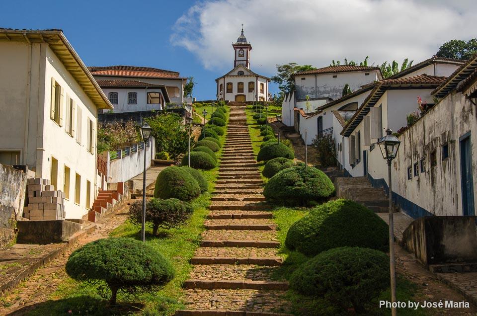 Estrada Real: Diamantina até Serro
