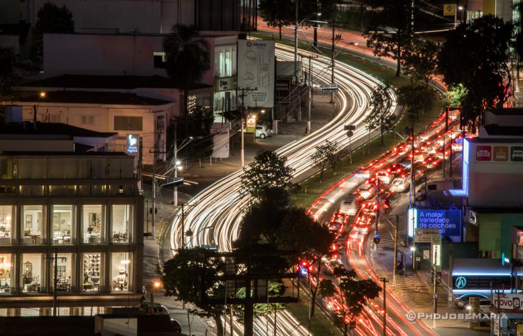Avenida Moraes Sales em Campinas