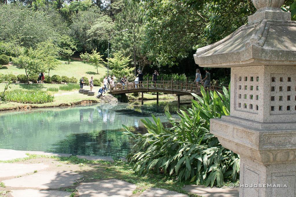 Jardins Templo Zu Lai