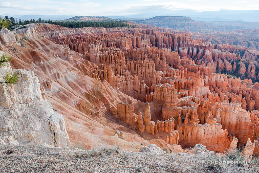 Visitando o Bryce Canyon National Park