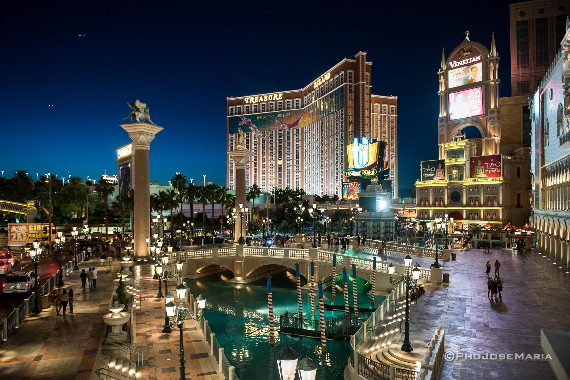 Las Vegas, a cidade do pecado!