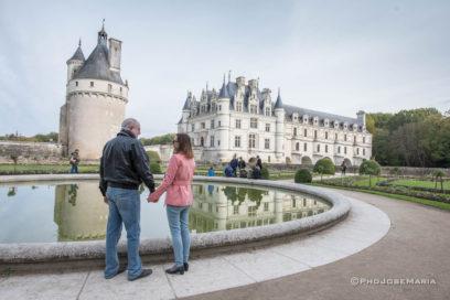 Chateau de Chenonceaux no Vale do Loire