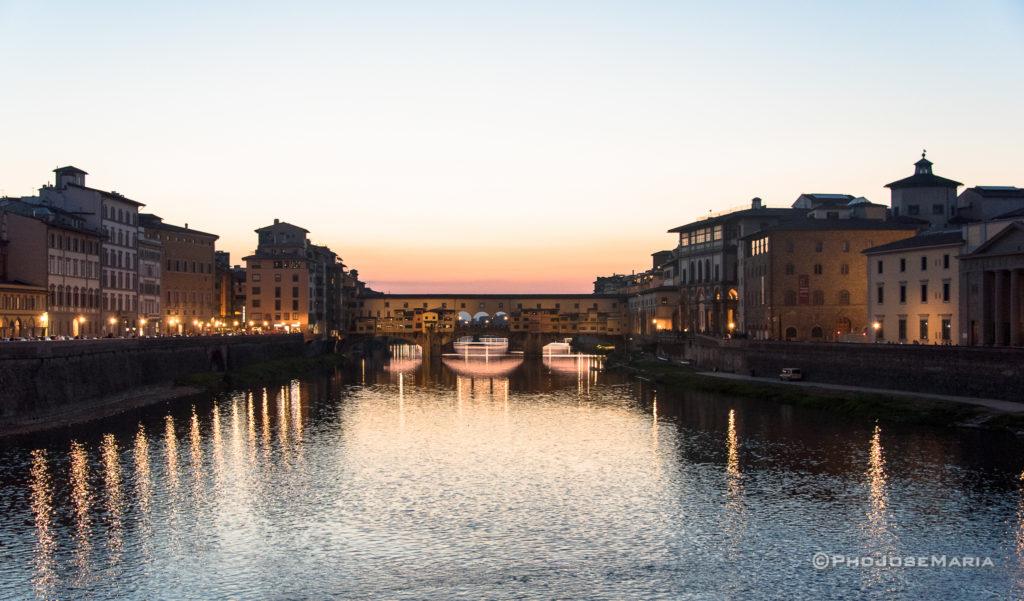 Viva Florença, viva a Itália