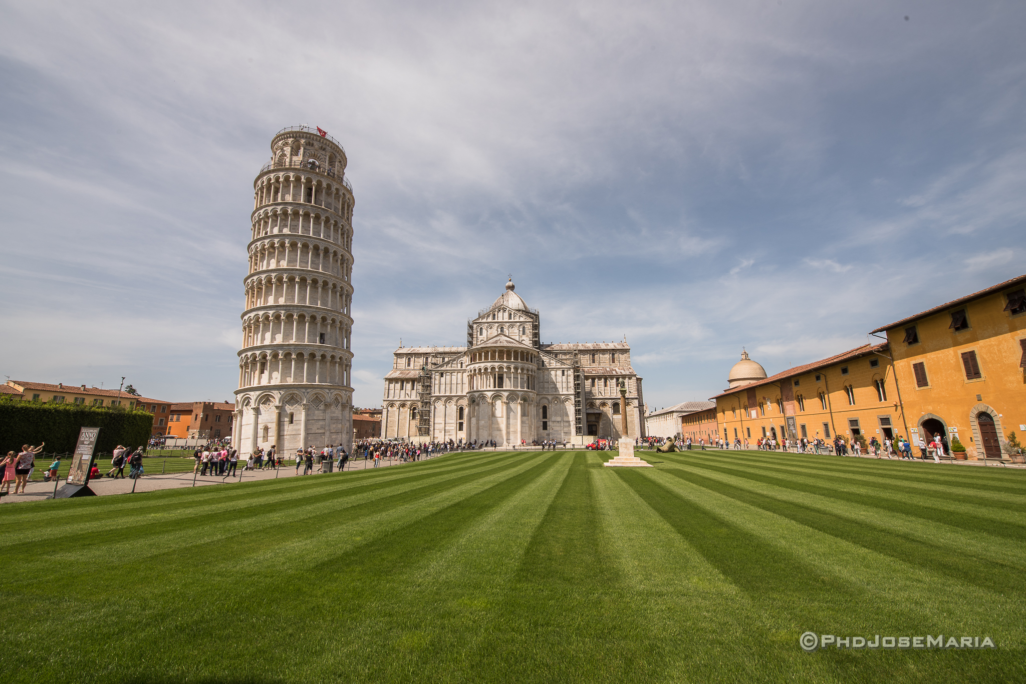 Pisa, San Gimignano e Siena na Toscana