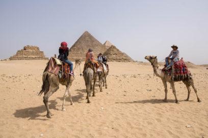 Visita ao Cairo