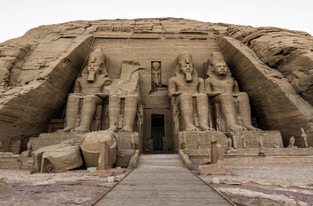 Abu Simbel, Egito