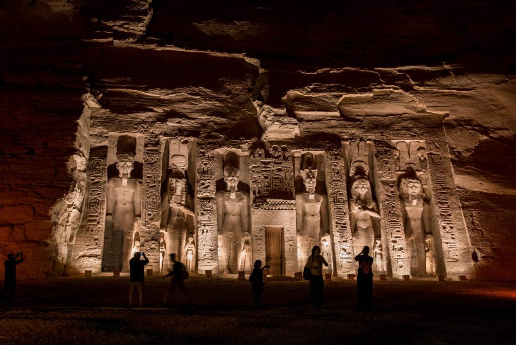 Templo de Nefertari, Egito