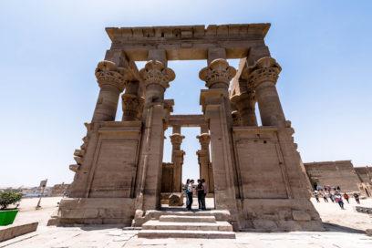 Aswan e o cruzeiro pelo Nilo