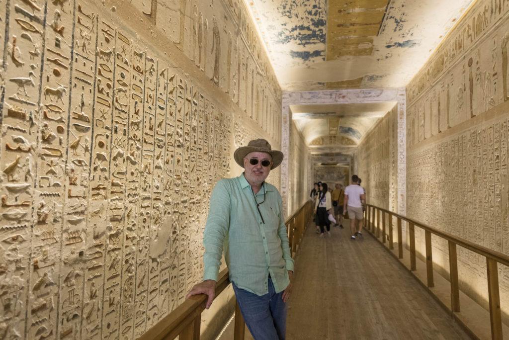 Tumba de Ramsés IV