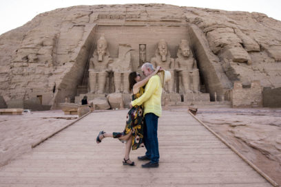 Abu Simbel e Lago Nasser